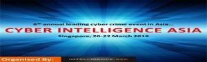 Cyber Intelligence Asia (CIA) 2018