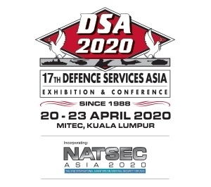 Defence Services Asia Exhibition and Conference 2020
