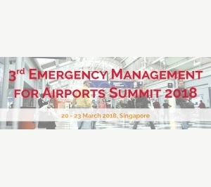 3rd Emergency Management for Airports Summit 2018