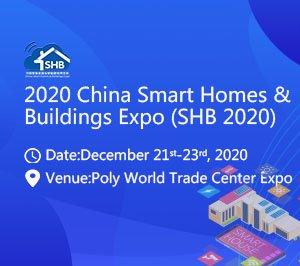 2020 China Smart Homes & Buildings Expo