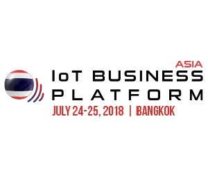 Asia IoT Business Platform Thailand 2018