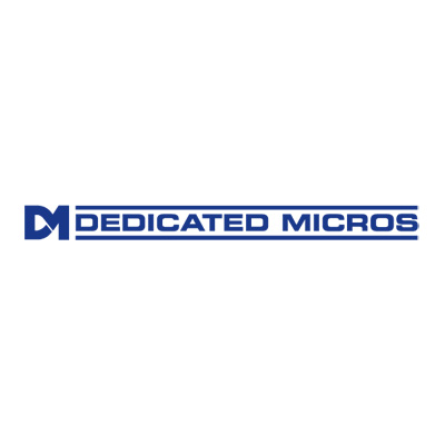 Dedicated Micros (Dennard) DM/OD/PSU/ALMIP Oracle universal power supply unit and IP alarms