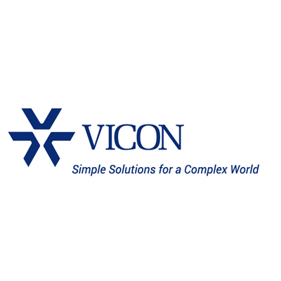 Vicon Valerus Mini Server preconfi gured with Valerus VMS system with internal storage