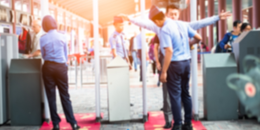 Although Transportation Security Administration (TSA) agents remain on the job at major airports, they will not be paid again until after the shutdown is over
