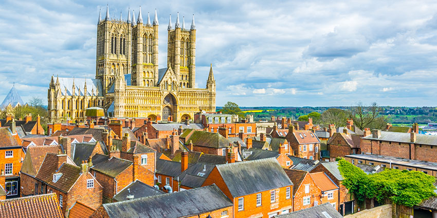 The installation of the new IP full HD system and network is part of Lincoln's smart city strategy