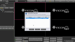Guidelines for video streaming set up on Vicon V920D cameras