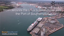 Vicon secures Port of Southampton