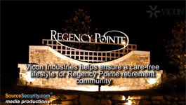Vicon secures Regency Pointe retirement community