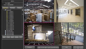 Vicon's 16-Channel Video Encoder for Hybrid VMS Systems