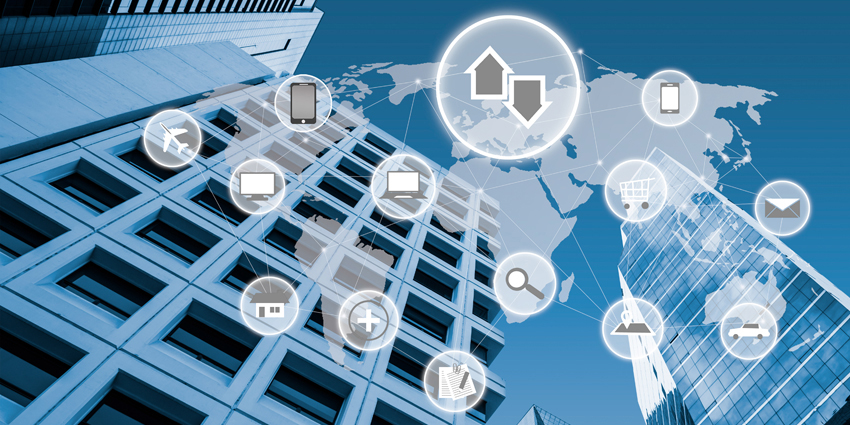 Security is increasingly integrated into smart building management systems
