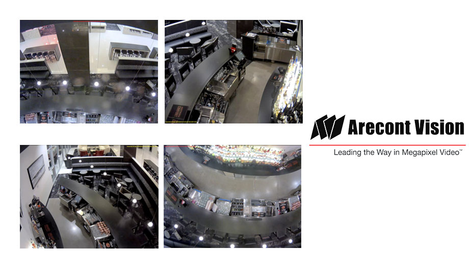 The Arecont Vision cameras have allowed the Davenport Grand to take a more proactive and preventative approach to security