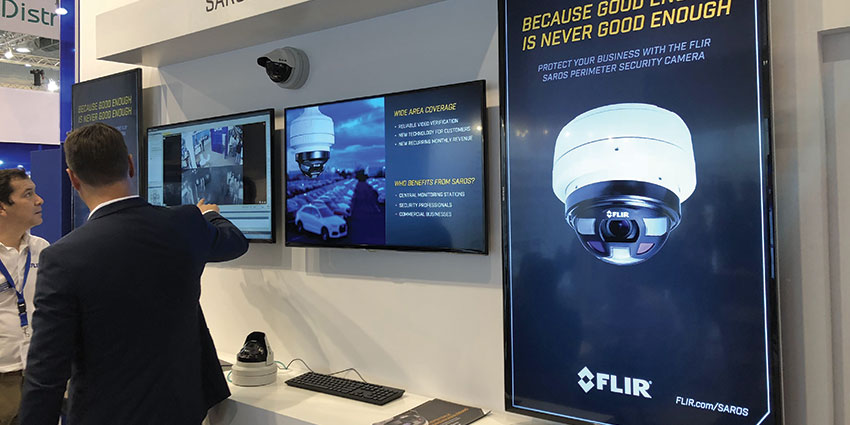 FLIR has developed a cybersecurity hardening document