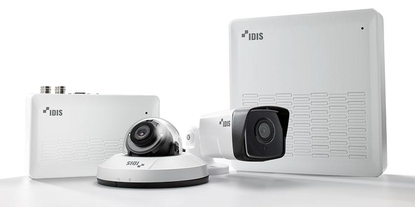 idis compact camera range