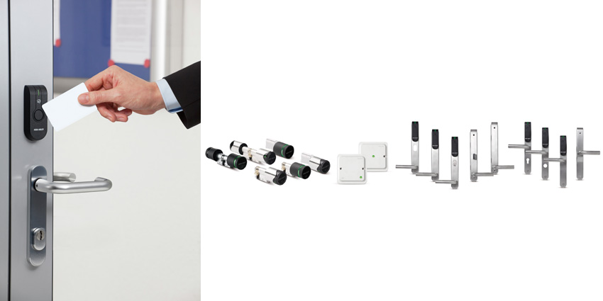 ASSA ABLOY Aperio product range