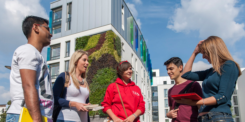 ASSA ABLOY access control solutions deployed at University of East Anglia