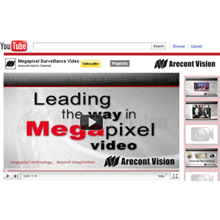 Arecont Vision Best Practices Training Videos have been produced to help integrators and users get the most out of Arecont Vision megapixel cameras