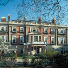 The Wallace Collection is a national museum in a Grade II Listed historic town house