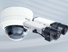 Basler Vision Technologies is a leading global manufacturer of digital cameras for industrial and video surveillance applications