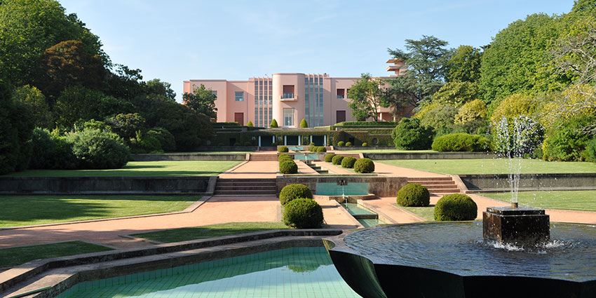 The Serralves Foundation is one of Portugal's most important art and architecture foundations