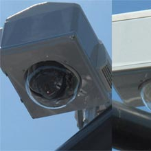 To guarantee privacy, SituCam Privacy Protecting Cameras using Bosch AutoDome 300 Series high-speed PTZ cameras were installed