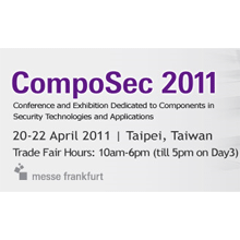 Composec 2011 will cover HD surveillance, improved transmission and interfaces etc.