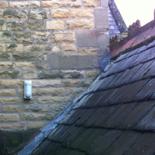 St Anne's in the diocese of Chester has installed a security system from Compound Security