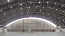 Hangars will be now safer with the VSD technology from D-Tec