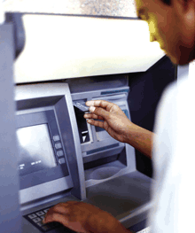 ATM transcation needs to be more secure in the coming years