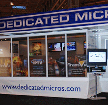 Dedicated Micros and AD Network Video - both part of the AD Group of Companies