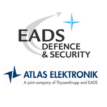 EADS Defence & Security and Atlas Elektronik couple to form new security company