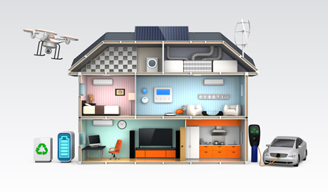 The benefits of home automation are numerous and include energy management, security, safety, comfort and entertainment