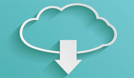 A cloud-based security solution would provide an alert via its mobile app and enable remote access