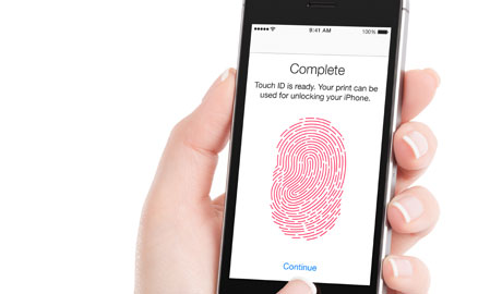 Biometric authentication such as fingerprint scanning and iris recognition are much stronger forms of protection on devices on passwords