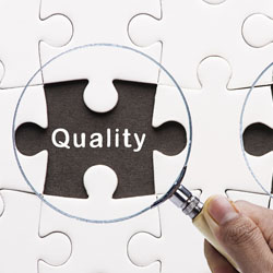 Quality and service will transcend the overall desire for price in the marketplace
