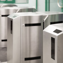 Information from access control provides insight into how your buildings are used and indicates whether you can realise efficiency gains