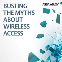 ASSA ABLOY data predicts that wireless locks could make up 30% of the total market within a decade