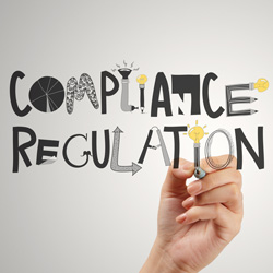 Some organisations are treating compliance requirements rather than focusing on cyber security problems and solutions