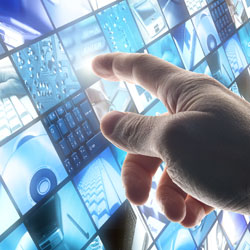 Remote monitoring for improved business security