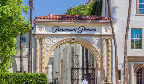 Paramount pictures uses a command centre as an intelligent communications and response coordination tool