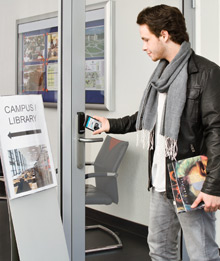University access control
