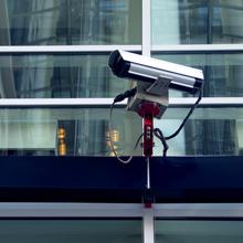 OnSSi multi-building campus-CCTV