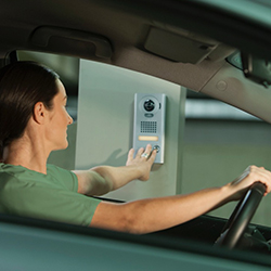 LPR is used to detect vehicles and count cars as they enter and exit