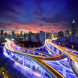 The city of the future needs smart, secure and resilient infrastructure solutions