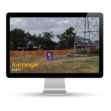 DVTEL's ioimage video analytics line is a comprehensive portfolio for outdoor perimeter protection