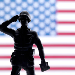 Many veterans are trained with skills that translate readily into a private security position