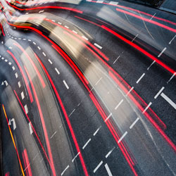 Axis communications roadmarkings