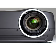 ISE 2011 will also exhibit the world's highest-resolution DLP® projector, the F35 wqxga boasting 2560 x 1600 pixel resolution.