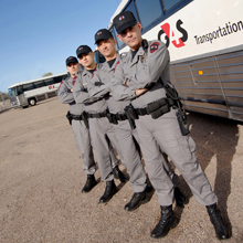 G4S to display new transport bus built exclusively for security purposes at NSA show