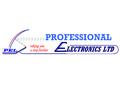 Professional Electronics logo