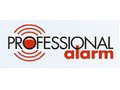 Professional Alarm logo